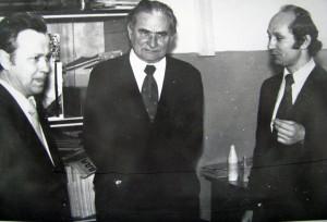 В.Мухин, А.А.Слюсарев, В.П.Сисмеев. 1980г.IMG_0692